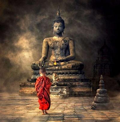 Fantasy_20Art_20-Young_20Monk_20And_20The_20Buddha_grande